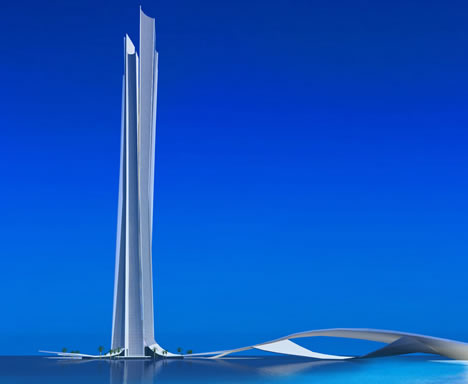 Wave tower a-cero