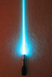 Cyan Lightsaber