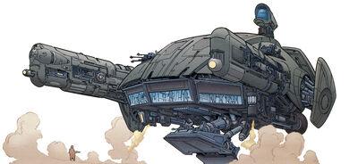 Bantha-class assault shuttle