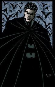 Bruce Wayne is Batman by ErikVonLehmann