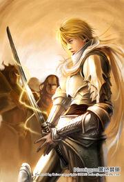 Warrior by heise