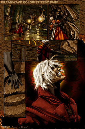 Devil May Cry Sequential Color