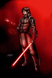 Sith by VergilDemon