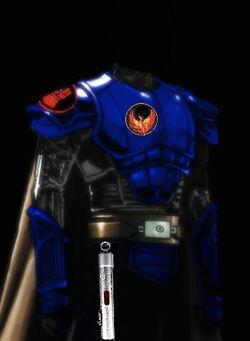 Steffo's Phoenix Imperium armour