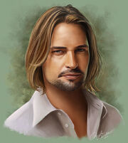 Sawyer LOST by Angela T