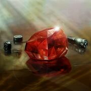 394px-Red Color Crystal