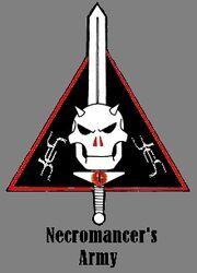 Necromancer's Armi