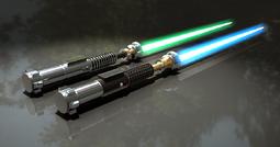 Dav's Lightsabers 3D