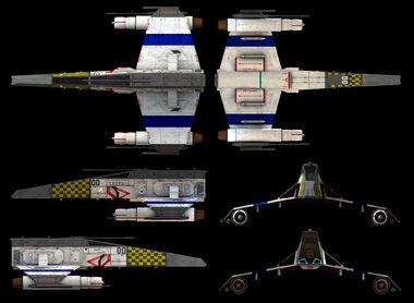 E-Wing HardToGet JTRiddick R6