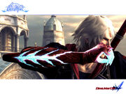 Devil May Cry 4 Nero 4 by Devilter