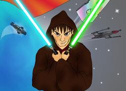 Jedi Dav Man'Sell Fleet