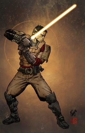 Jedi Watchman