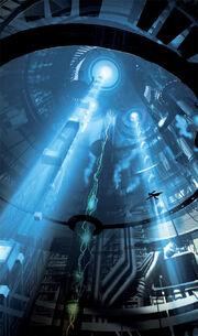 Stark Industries Transit Beam