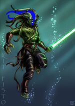 Pryce Fisto Underwater