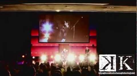 "K Project - Anime OP Full ""KINGS"" by Angela LIVE CONCERT"