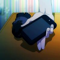 Kuroh's phone