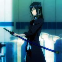 Kuroh's katana