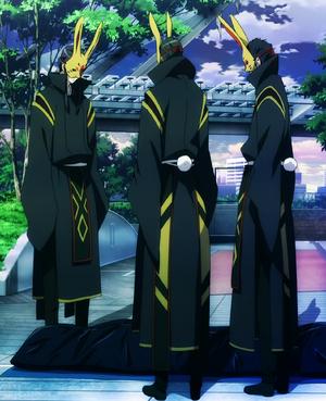 Gold Clansmen