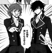 Andy & Akiyama