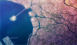 Shizume City Map