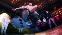 YataSkateboardingInside