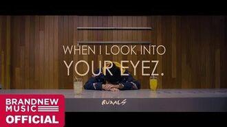루달스(Rudals) 'when i look into your eyez' OFFICIAL M V