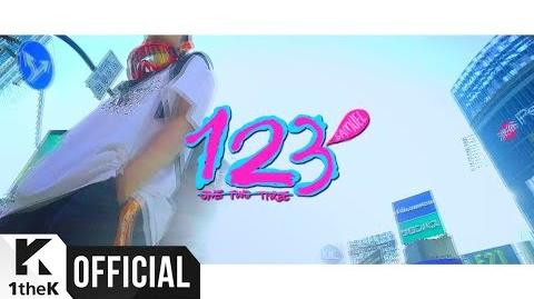 MV Samuel(사무엘) One Two Three (Feat. Maboos)(123 (One Two Three) (Feat