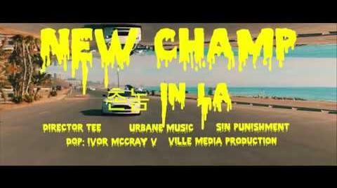 뉴챔프(New Champ)-촌놈 in LA