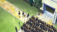Senior classes graduating