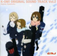 K-On!! Original Soundtrack Vol.2