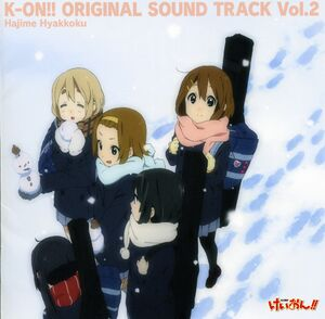 K-On!! Original Soundtrack Vol.2