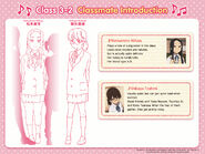 Mifuyu and Toshimi Classmate Introduction