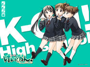 K-ON! High School alt cover 3