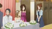 Keisuke's and Mihoko's wedding