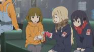 Aya, Mugi and Azusa