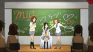 Questions for Mio