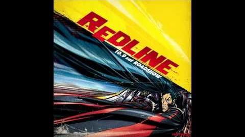Yellow Line - James Shimoji (REDLINE Original Soundtrack)