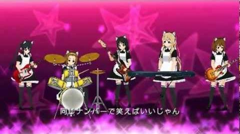 "PSP K-ON! Houkago Live!! ""Sweet Bitter Song"""