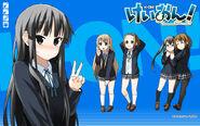 K-ON! Manga feat HTT