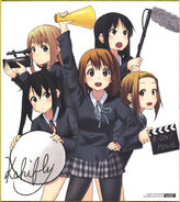 K-ON! Movie Manga by Kakifly