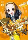 K-ON! Volumen 3