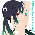 K-ON!! Character Image Songs Azusa