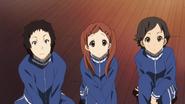 Haruko, Mika and Ushio