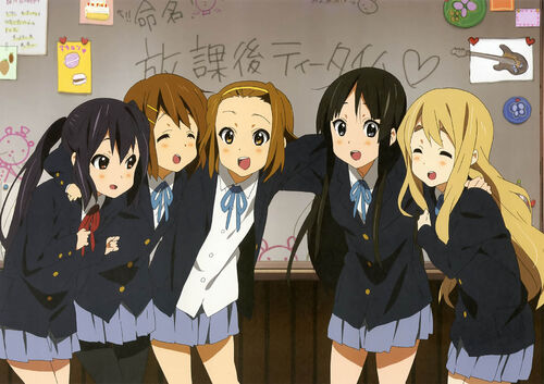 Houkago Tea Time K-ON! 3