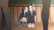 Tsukasa and Yōko