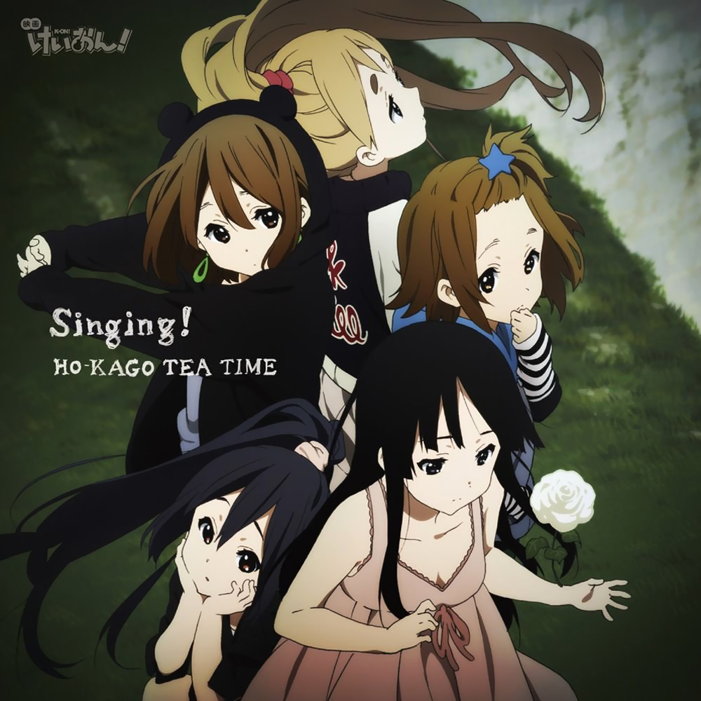 Image result for singing k-on single