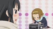 Mio and Ritsu Live House
