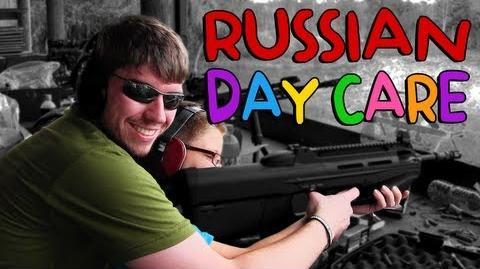 Russian Day Care