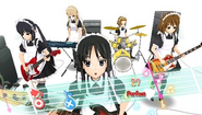 K-ON! Ho-kago Live!! Dont say Lazy