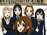 Utauyo!! MIRACLE (Instrumental)